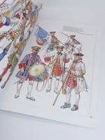 Men-At-Arms Louis XV's Army (2) French Infantry Book 302